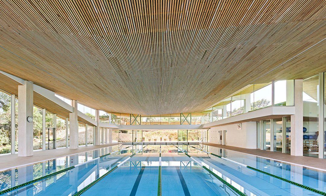 Alfonso Reina Arquitectura – Centro deportivo Queens Center en Palma de Mallorca