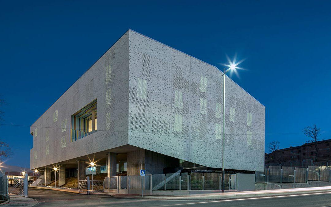 Non Arquitectura – 145 alojamientos + guardería + espacios comunales + aparcamiento en la Universidad de Jaén