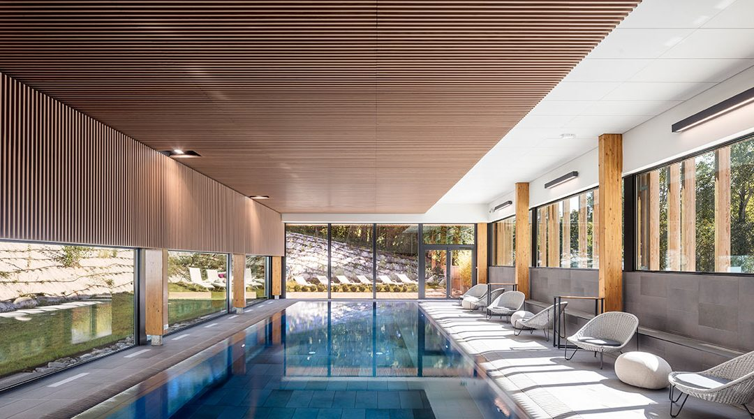 Territori 24 – Spa y piscina en Les Bains d'Avène (Francia)
