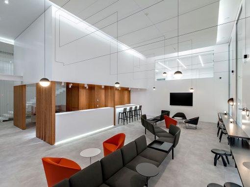 Tétris Arquitectura – Clínica Dermatológica Internacional (Madrid)