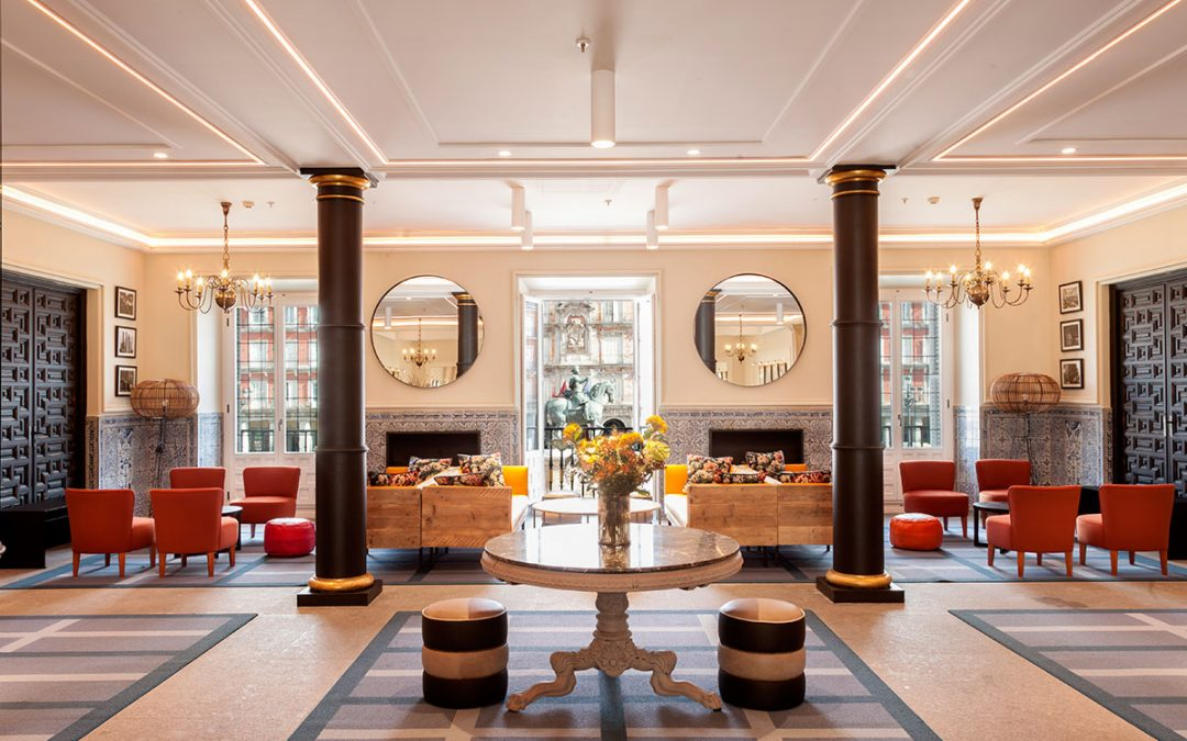 Estudio B76 – Hotel Pestana en la Plaza Mayor de Madrid
