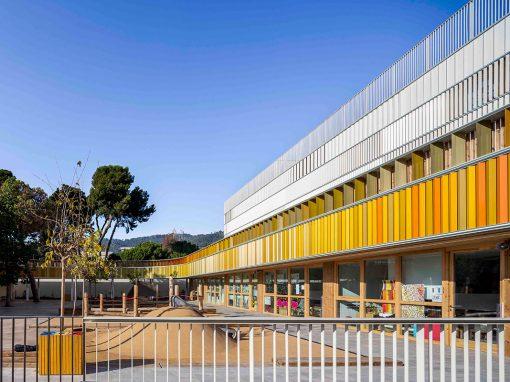 B720 Fermín Vázquez Arquitectos – Lycée Français Maternelle en Barcelona
