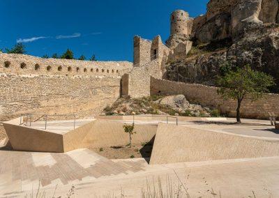 CARQUERO ARQUITECTURA – Consolidación y restauración del ámbito de las Torres Sant Francesc y Pardala del Castillo de Morella