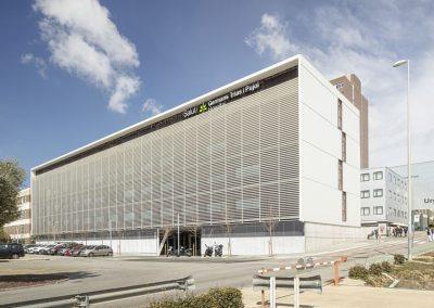 SULKIN MARCHISSIO – LLONGUERAS CLOTET ARQUITECTES SLP – Nuevo Edificio Covid. Ampliación Hospital Trias y Pujol, Badalona