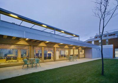 CSO ARQUITECTURA – Residencia de Ancianos Passivhaus