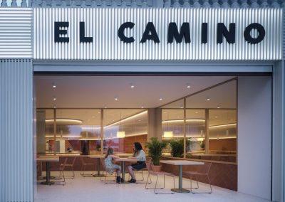 ZOOCO ESTUDIO – Restaurante El Camino