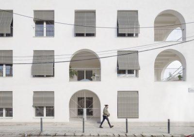 DATA ARQUITECTURA I ENGINYERIA SLP (DATAAE) – Edificio de Viviendas Plurifamiliar en Sant Pere de Ribes