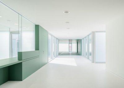 GVG ESTUDIO – Nuevo área de alergología. Hospital de navarra