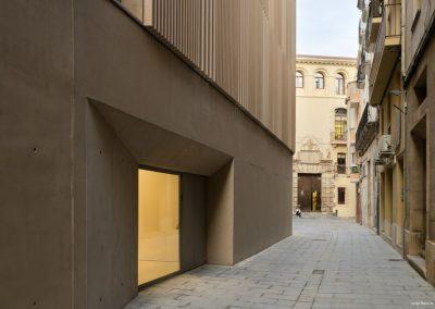CAMPS FELIP ARQUITECTURIA  JOSEP CAMPS I OLGA FELIP-Edificio Judicial de Tortosa