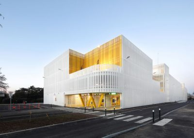IDOM – Parking y Estación Intermodal en Nantes